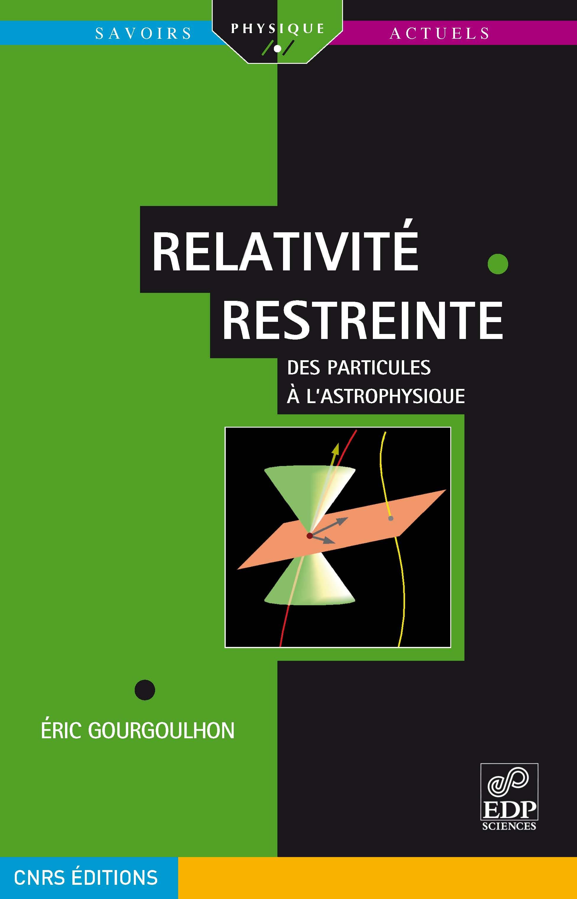 relativite restreinte pdf