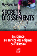 Secrets d'ossements De Guy Gauthier - EDP Sciences