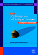 Optimisation et analyse convexe De Jean-Baptiste Hiriart-Urruty - EDP Sciences