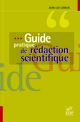 Guide pratique de rédaction scientifique De Jean-Luc Lebrun - EDP Sciences