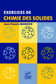 Exercices de chimie des solides From Jean-Francis Marucco - EDP Sciences