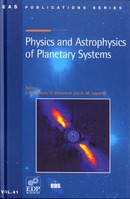 Physics and Astrophysics of Planetary Systems  - EDP Sciences