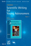 Scientific Writing for Young Astronomers  - EDP Sciences