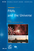PAHs and the Universe  - EDP Sciences