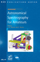 Astronomical Spectrography for Amateurs  - EDP Sciences