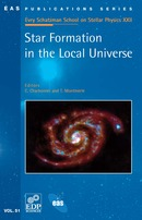 Star Formation in the Local Universe  - EDP Sciences
