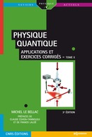 Physique quantique From Michel Le Bellac - EDP Sciences