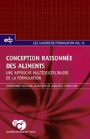 Conception raisonnée des aliments  - EDP Sciences