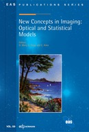 New Concepts in Imaging: Optical and Statistical Models  - EDP Sciences