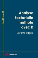 Analyse factorielle multiple avec R From Jérôme Pagès - EDP Sciences