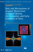 Role and mechanisms of angular momentum transport during the formation and early evolution of stars  - EDP Sciences