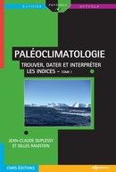 Paléoclimatologie From Jean-Claude Duplessy and Gilles Ramstein - EDP Sciences