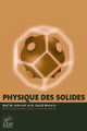 Physique des solides From Neil William Ashcroft and N. David Mermin - EDP Sciences