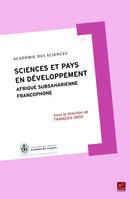 Sciences et pays en développement