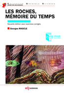 Les roches, mémoire du temps De Georges Mascle - EDP Sciences