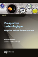 Prospective technologique De Nathalie Popiolek - EDP Sciences