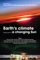Earth's climate response to a changing Sun De  Collectif - EDP Sciences