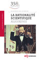 La rationalité scientifique From Académie des sciences - EDP Sciences