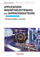Applications magnétoélectriques des supraconducteurs From Philippe Mangin and Rémi Kahn - EDP Sciences
