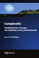 Complexité From Jean-Yves Rossignol - EDP Sciences