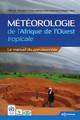 Météorologie de l'Afrique de l'Ouest tropicale  - EDP Sciences