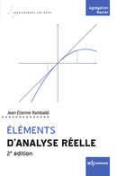 Eléments d'analyse réelle From Jean-Étienne Rombaldi - EDP Sciences