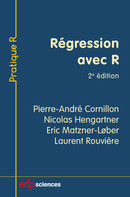 Régression avec R - 2e édition From Pierre-André Cornillon, Nicolas Hengartner, Eric Matzner-Løber and Laurent Rouvière - EDP Sciences