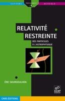 Relativité restreinte - Eric Gourgoulhon - EDP Sciences