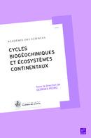 Cycles biogéochimiques et écosystèmes continentaux -  - EDP Sciences