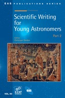 Scientific Writing for Young Astronomers -  - EDP Sciences
