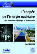 L'épopée de l'énergie nucléaire - Paul Reuss - EDP Sciences